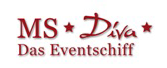 MS Diva das Eventschiff in Berlin